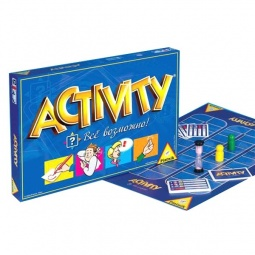 Купить Игра настольная для компании Piatnik «Activity – Всё возможно!»