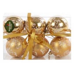 фото Набор новогодних шаров Новогодняя сказка 971528