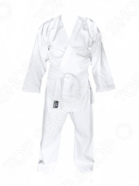 Кимоно для рукопашного боя ATEMI AKRB-01 white