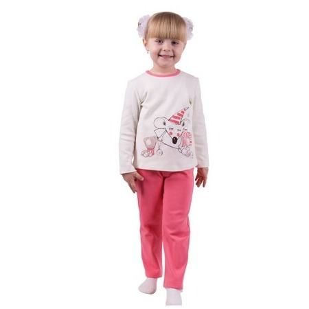 Купить Комплект домашний для девочки Свитанак 2114856