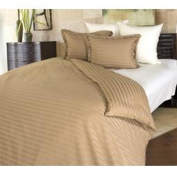фото Комплект постельного белья Королевское Искушение «Латте». 2-спальный. Размер простыни: 220х195 см