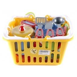 фото Набор посуды игрушечный Shantou Gepai NF594-56