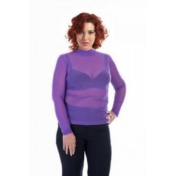 фото Водолазка Mondigo XL 8530. Цвет: сиреневый. Размер одежды: 52