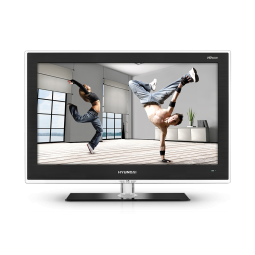 фото Телевизор Hyundai H-LED32V8. Цвет: черный