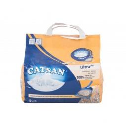 Купить Наполнитель для кошачьего туалета Catsan «Ультра»