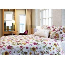 фото Комплект постельного белья Tiffany's Secret «Ожидание лета». Семейный. Размер наволочки: 70х70 см — 2 шт