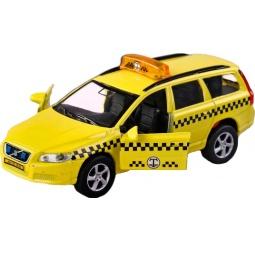 Купить Модель машины 1:43 Пламенный Мотор Volvo V70 Такси
