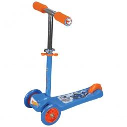 фото Самокат трехколесный 1 Toy Hot Wheels