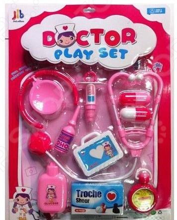 Игровой набор для девочки «Набор Доктора» ролевые игры classic world игровой набор из дерева пояс столяра
