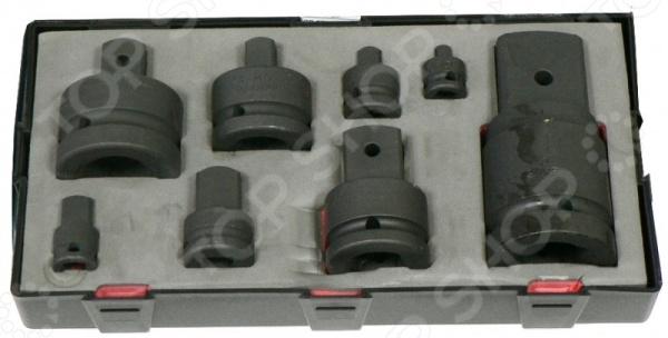 Набор адаптеров ударных шаровых Force F-K4088