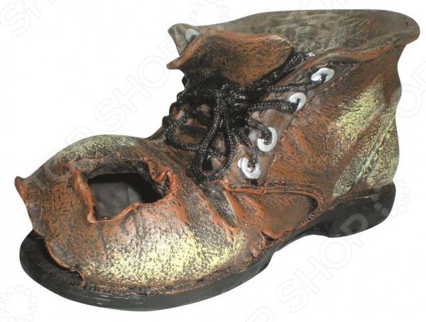 Декор для аквариума DEZZIE «Ботинок»