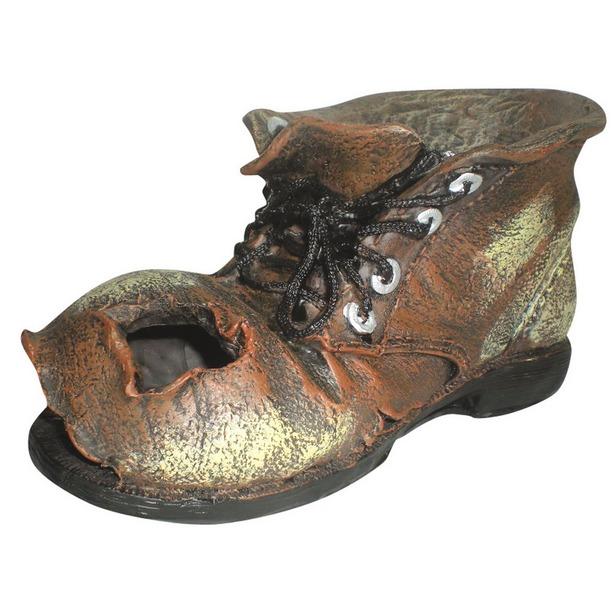 фото Декор для аквариума DEZZIE «Ботинок»