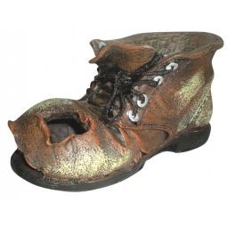 Купить Декор для аквариума DEZZIE «Ботинок»