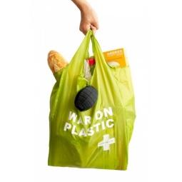 Купить Сумка для шопинга Suck UK Green Aid