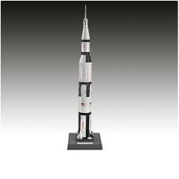 фото Сборная модель ракеты-носителя Revell Saturn V