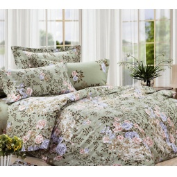 фото Комплект постельного белья Amore Mio Blajenstvo. Provence. Евро