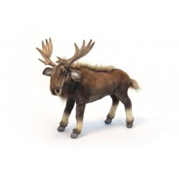фото Мягкая игрушка Hansa «Лось»
