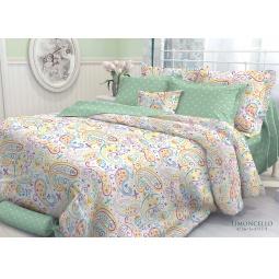 фото Комплект постельного белья Verossa Constante Limoncello. Семейный