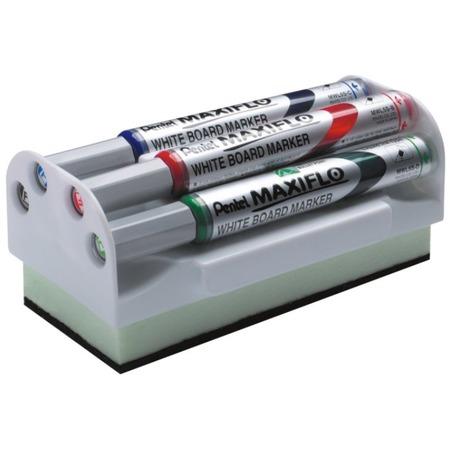 Купить Набор маркеров для досок Pentel Maxiflo