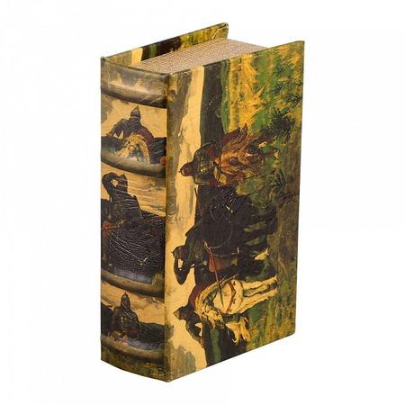 Купить Книга-сейф Alparaisa «Три богатыря»