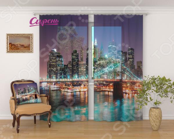 Фототюль Сирень «Панорама Нью-Йорка»Занавески. Гардины. Тюли<br>Фототюль Сирень Панорама Нью-Йорка высококачественное и практичное изделие, которое наполнит интерьер квартиры уютом и теплом. Несомненно, от дизайна, расцветки материала тюля зависит то, насколько комфортно мы будем чувствовать себя в помещении. Ведь любой текстиль на окнах носит не только декоративный характер, но и ограждает нас от шумного и пестрого внешнего мира. Лучшим решением в таком случае является тюль из матовой вуали. Ее полотняное переплетение достаточно плотное, чтобы подарить вам ощущение уединения и защищенности, но при этом она не утяжеляет помещение, что очень важно. Тюль из вуали может использоваться самостоятельно например, без портьер. Тюль представлен красивейшим принтом, который восхищает своей реалистичностью и насыщенностью красок. Он станет великолепным и органичным дополнением гостиной, спальни или детской комнаты. Тюль длительное время будет украшать жилище, а уход за ним потребует от вас минимум усилий.<br>