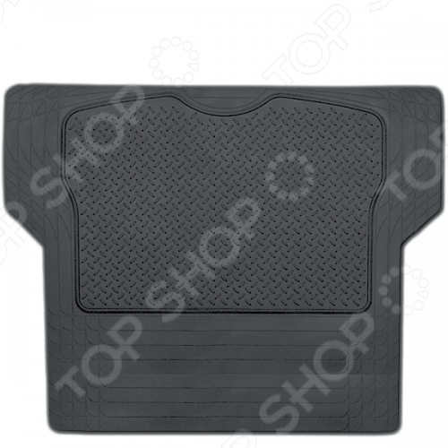 Коврик морозостойкий для багажника Autoprofi TER-300LКоврики в салон<br>Коврик морозостойкий для багажника Autoprofi TER-300L изготовлен для использования в салонах автомобилей В и С класса. Модель выполнена из термопласта-эластомера, который обладает высокой прочностью и устойчивостью к сырости и грязи. А ведь именно в багажнике мы обычно возим все самое грязное, что нам жалко положить в салон! И именно поэтому, без хорошего коврика, пол в багажнике быстро потеряет привлекательность, а вместе с ней испортится и общий товарный вид автомобиля. Коврик имеет множество насечек, благодаря которым вы можете фактически самостоятельно вырезать из него ту модель, которая будет идеально соответствовать характеристикам пола в багажнике именно вашего автомобиля: какой-то может быть уже, какой-то шире, и теперь вам не придется подгибать лишнее или мириться с тем, что несколько сантиметров пола остаются незащищенными. Его поверхность не впитывает грязь и легко моется обычной водой, а устойчивость к температурным перепадам позволяет использовать его как летними знойными днями, так и в сильный мороз.<br>