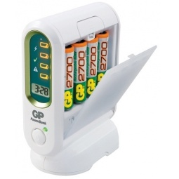 фото Устройство зарядное GP Batteries PB80GS270SA-U4