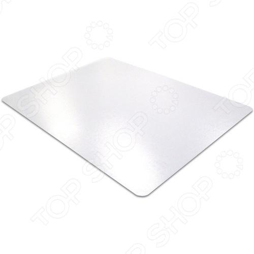 Коврик защитный напольный Floortex 129017EV коврик напольный floortex fc3215232ev прямоугольный для паркета ламината пвх 120х150см