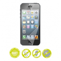фото Пленка Muvit Screen Guard AntiFinger для iPhone 5. Тип: антибликовая