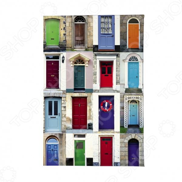 Визитница Mitya Veselkov «Такие разные двери»