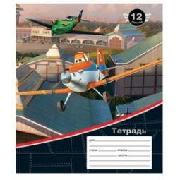 фото Тетрадь в косую линейку Росмэн Disney «Самолеты». В ассортименте
