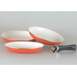 фото Набор посуды для готовки POMIDORO Terracotta Integrita Set