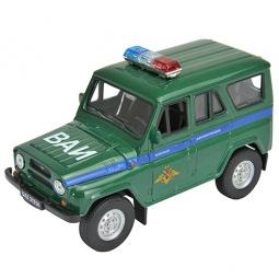 Купить Модель автомобиля 1:34-1:39 Welly УАЗ. Военная автоинспекция