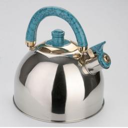 Купить Чайник со свистком Mayer&Boch Bakelite Mirror