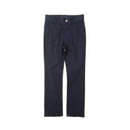 Купить Брюки Appaman Skinny twill pants. Цвет: синий