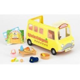 фото Игровой набор Sylvanian Families «Автобус для малышей»