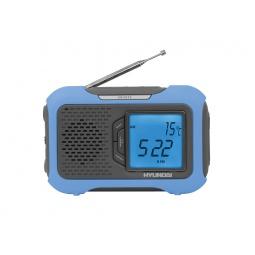 фото Радиоприемник Hyundai H-1615. Цвет: синий