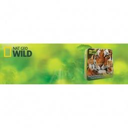 Купить Набор пазлов 3 в 1 Uncle Milton «Гепард, тигр и лев»