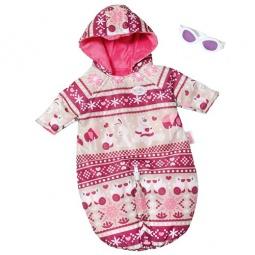 фото Одежда для интерактивной куклы Zapf Creation BABY born «Зимний комбинезон»