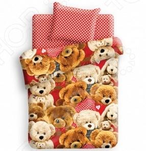 Детский комплект постельного белья 4You Плюшевые мишки