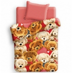 Купить Детский комплект постельного белья 4You Плюшевые мишки