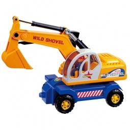 Купить Машинка игрушечная Daesung экскаватор