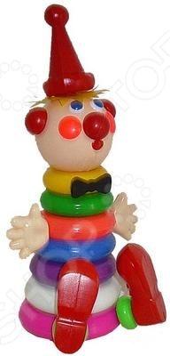 купить Игрушка-пирамидка ПЛЭЙДОРАДО «Клоун» 25030 по цене 359 рублей