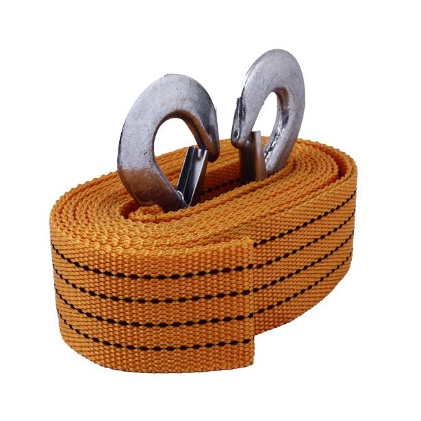 фото Трос буксировочный FK-King Tools TR. Тип упаковки: чехол. Максимальная нагрузка: 5 т. Длина: 4 м