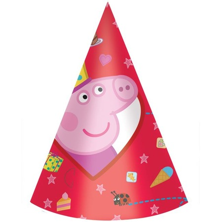 Купить Колпаки Росмэн 28556 «Peppa Pig. Принцесса»