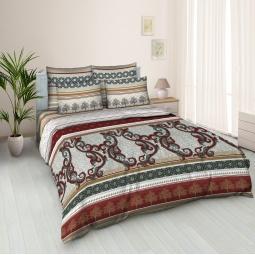 фото Комплект постельного белья Jardin «Эклектика». 1,5-спальный