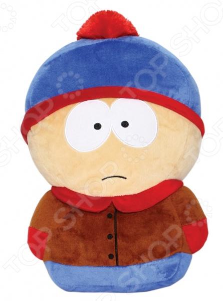 Подушка-игрушка Южный Парк «Стэн»