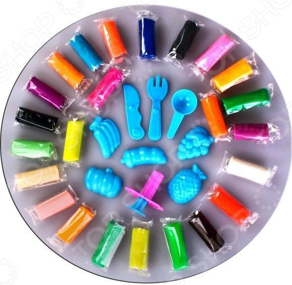 Набор теста для лепки Color Puppy 63782