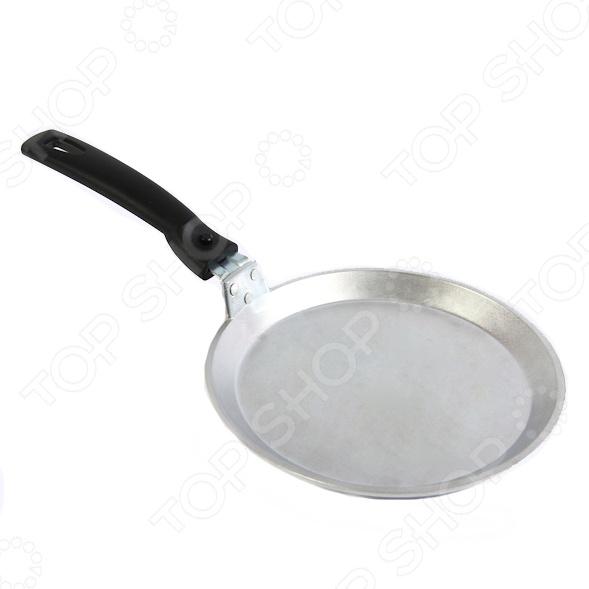 Сковорода блинная Kukmara алюминиевая