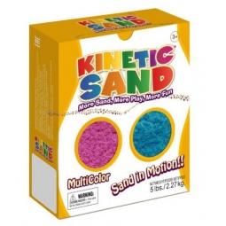 фото Песок кинетический Waba Fun Kinetic Sand. Цвет: фиолетовый, синий